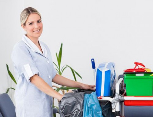 A Few Cleaning Tips to Make Your Job Easier